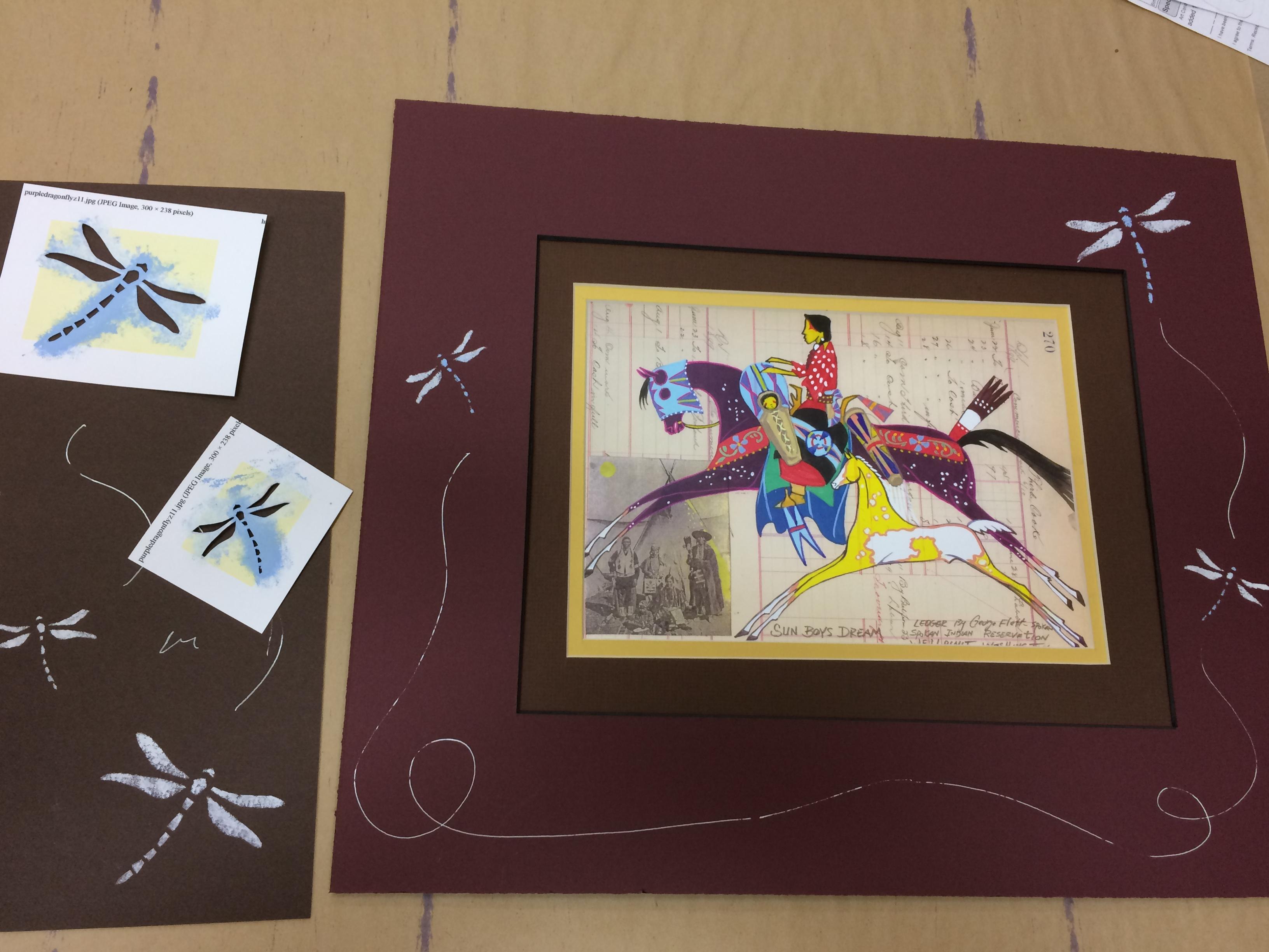 Creative Framing at Pendleton Art and Frame | Pendleton Art and Frame